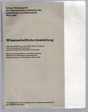 3e CONGRES FIGO GYNECOLOGIE GYNECOLOGY GYNÄKOLOGIE 1961 MEDECINE MEDICINE