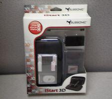 Subsonic iStart 3D Starter Bundle for Nintendo 3DS  Black NIB  NEW  Stylus