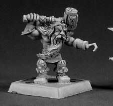 Hagard the Maimed Dwarf Reaper Miniatures Warlord Fighter Barbarian Warrior