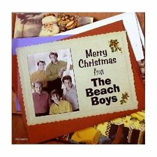 The Beach Boys Christmas NEW CD Dennis, Carl, Brian Wilson Mike Love David Marks