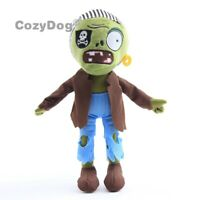 Plants vs. Zombies Games Toy Pirate Zombie Plush Doll Soft Stuffed Plushie Gift