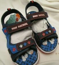 Nickelodeon Boys Shoes Sandals Size 11 Paw Patrol Children Kids Light Up