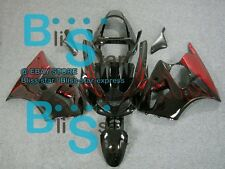 Red Flames INJECTION Fairing Bodywork Plastic For Kawasaki ZZR600 05-08 09 GG