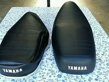 Yamaha XC125 XC 125 RIVA 125 1993 -2000 MODEL  Seat Cover  Black  (Y18)