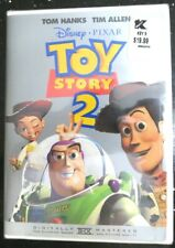 Disney Toy Story 2 DVD 2001 Tom Hanks Tim Allan NEW Special Features