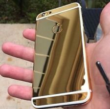 Chrome Effect Skin Sticker For Apple iPhone Wrap Case Cover Decal Protector