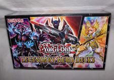 Konami Yu-gi-oh Legendary Hero Decks deutsch