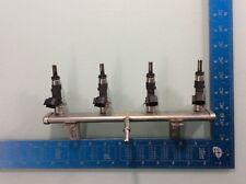 14 15 16 Fiat 500L 1.4L Engine Fuel Gas Injecter Injector Rail line R