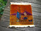 2x2 art deco chinese rug ship rug mint