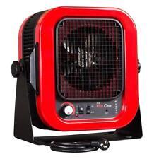 Garage Heater Electric Portable 2 Pole Thermostatic Control 4000 Watt 240 Volt