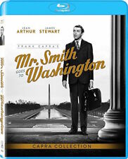 Mr. Smith Goes To Washington Blu-Ray - Single Disc Edition - New Unopened