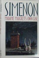 MADAME MAIGRET'S OWN CASE  - GEORGES SIMENON