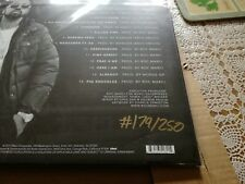 Roc Marciano - Rosebudd's Revenge Gold Vinyl No.179/200 Comes with 2 Sleeves