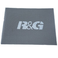 "Universal Titanium Radiator Guard Mesh Kit 40cm x 30cm (16""x12"") by R&G Racing"