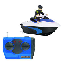 RC Nano Jetski Toy Micro Remote Control Battery Operated Colors Vary
