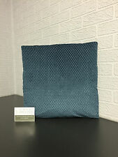 Handmade Velvet Scatter Cushion Cover in Blue