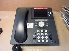 AVAYA 9640 IP VOIP Telefone Digital LCD Telephone black Schwarz INCL HANDSET
