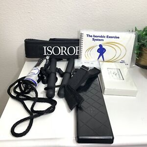 Isorobic Exercise System Fitness Motivation Institute Isometric Training
