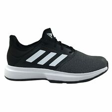 Adidas Gamecourt Multicourt Mens Tennis Shoes Size US 12 UK 11 Black Sneakers