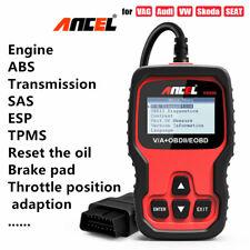 Automotive ABS SRS Scanner Car Oil Code Reader Engine Diagnostic For VAG Group