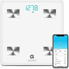Arboleaf Digital Scale, Bluetooth Smart Scale Scales for Body Weight , Body Fat