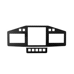 JOllify #008 Carbon Speedometer Panel Cover For Aprilia RSV 1000 / 1000R 98-05