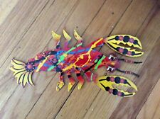 Lobster Colorful Wall Art Indoor or Outdoor...Signed by Artist