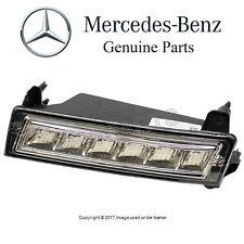For Mercedes W164 ML X164 GL Driver Left Bumper Daytime Running Light Lamp