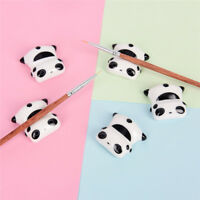 Nail Brush Pen Rack Ceramic Stand Holder Cute Panda Manicure Nail Art ToolGG