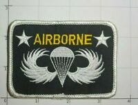 Airborne Patch US Army Parachute Wings Stars Paratrooper 101st 82nd