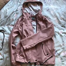 Primark Size 8 Jacket / Coat Pink Worn Once