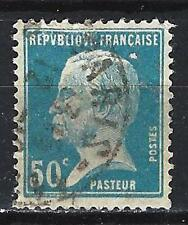 Frankreich 1923 Art Pasteur Yvert Nr. 176 entwertet 1. Auswahl (3)