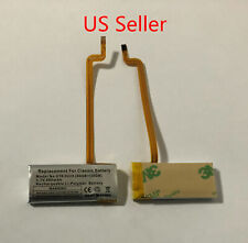580mAh Replacement battery for iPod Video 5th Generation 30GB Thin