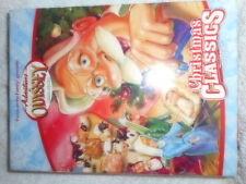 ADVENTURES IN ODYSSEY AUDIO SERIES CHRISTMAS CLASSICS 4 DISC SET
