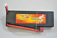 Pacco Batteria Li-Po HIMOTO 4000mAh 2S 7.4v 40c/80c Burst/PACK BATTERY HIMOTO