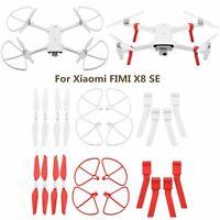 Landing Gear Leg Propeller Blade Ring Para Xiaomi FIMI X8 SE RC Drone Quadcopter