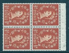SB11a ½d Crowns Right Wilding booklet pane perf type AP UNMOUNTED MNT