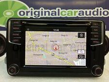 2016 Volkswagen OEM Navigation Sat Bluetooth HD Radio Apple CarPlay Android Auto
