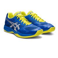 Asics Mens Netburner Ballistic FF Volleyball Shoes - Navy Blue Sports Netball