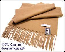 Schal, Stola°100% Kaschmir°MAGIC-Premium°200 X 35 cm°UVP 169.-- EUR° beige
