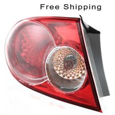 Tail Lamp Assembly Driver Side Outer Fits Mazda 6 2003-2005 Ma2800118