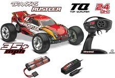 Traxxas Rustler XL-5 2WD 1/10 Stadium Race Truck RTR *NEW* 37054-1