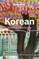 Lonely Planet Korean Phrasebook & Dictionary, Paperback by Lonely Planet Publ...