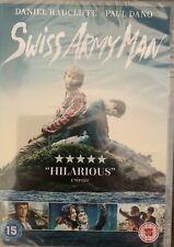 Swiss Army Man Daniel Radcliffe New Sealed DVD
