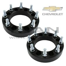 "2pc 1.50"" 8x180 Wheel Spacers Fits Chevy GMC 2500HD Trucks 3500HD 8 lug Adapters"