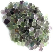1 lb  Fluorite Octahedron Crystals - MINI - Bulk Lot - FLUOCTMNMX1LB