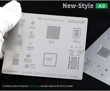 CPU STENCIL 3D PER IPHONE 6 6 PLUS A9 PER REBALLING RIGENERAZIONI REFLOW CHIP