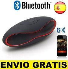 Altavoz portátil con bluetooth Altavoces inalambrico de USB MICRO SD Radio auxi
