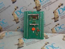 THAYER SCALE D-41536D PIC-168 II PCB BOARD  TERMINAL
