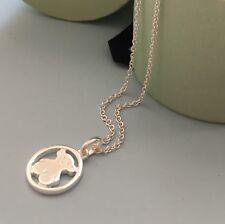 Autentic TOUS Camille Bear Silver Necklace Con Caja